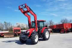 Basak 2110 traktor rakodóval 2020 1