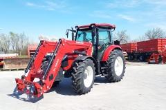 Basak 2110 traktor rakodóval 2020 2