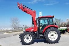 Basak 2110 traktor rakodóval 2020 3