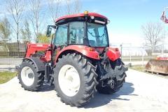 Basak 2110 traktor rakodóval 2020 4