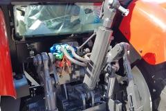 Basak 2110 traktor rakodóval 2020 8