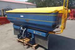 Bogballe M2plus 3000 + ICON műtrágyaszóró 2007 3