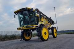 Caffini Striker 4000-28 önjáró permetező 2018 1