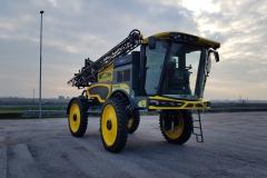 Caffini Striker 4000-28 önjáró permetező 2018 2