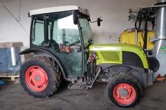 Claas Nectis 237VL traktor 2008 1