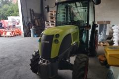 Claas Nectis 237VL traktor 2008 3