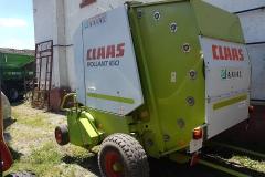 Claas Rollant 160 bálázó 1