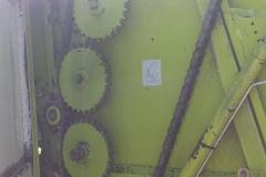 Claas Rollant 66 bálázó 2003 4