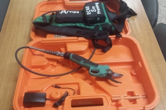 Arvipo EC40 elektromos metszőolló 2