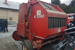 Hesston 5580 bálázó 1989 2