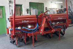 Irtem Agristar 6 soros szemenkénti vetőgép 2012 2