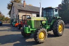 John Deere 4630 traktor 1988 10