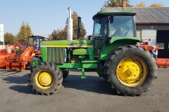 John Deere 4630 traktor 1988 11
