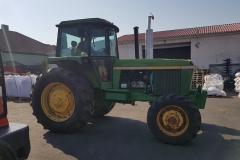 John Deere 4630 traktor 1988 13