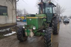 John Deere 4630 traktor 1988 2