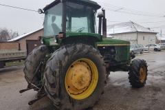 John Deere 4630 traktor 1988 3
