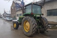 John Deere 4630 traktor 1988 4