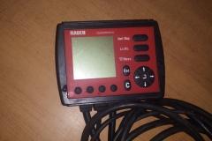 Khun M863 számítógépes műtrágyaszóró 2005 6