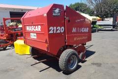 Mascar 2120 bálázó 2002 2