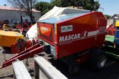 Mascar Corsa 320 bálázó 2011 2