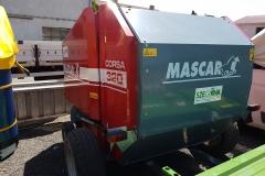 Mascar Corsa 320 bálázó 2011 3