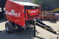 Mascar Corsa 350 bálázó 2018 1