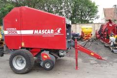 Mascar Corsa 350L bálázó 2015 3