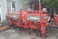 Mascar Maxi fullos vetőgép 2009 1