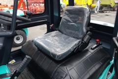 Maximal M25 fülkés diesel targonca 2017 5