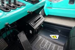 Maximal M25 fülkés diesel targonca 2017 6