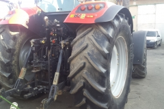 McCormick TTX190 traktor 2009 2
