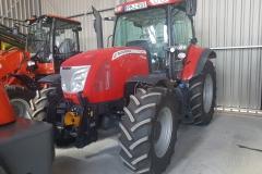 McCormick X6.430 traktor front hidraulikával 1