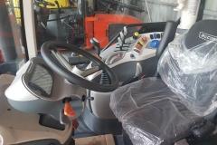 McCormick X6.430 traktor front hidraulikával 4
