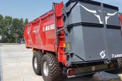 Metal-Fach N2722 szervestrágyaszóró piros 2018 3