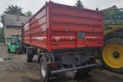 Metal-Fach T739 pótkocsi 2019 3