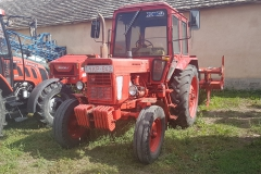 MTZ 80 traktor 1986 1