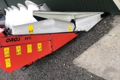 Oros 6211 kukorica adapter 2014 3