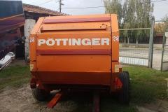 Pöttinger Rollprofi 3120 bálázó 2007 3