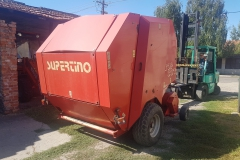 Supertino DP1500 bálázó 2004 2