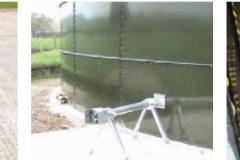 tank wall mixer