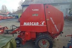 Mascar Tuareg 125 Cut bálázó 2006 3