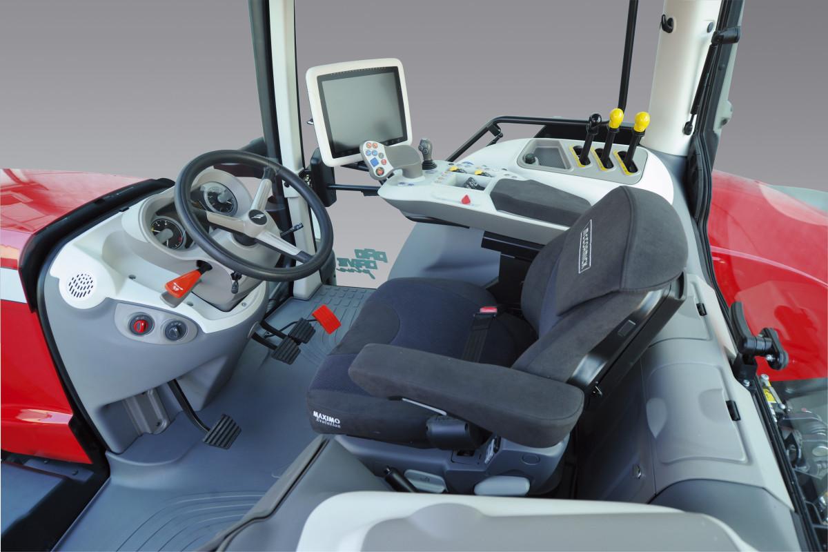 traktor ülés