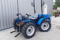 BCS Valiant 600 traktor 2020 1