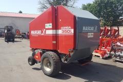 Mascar Corsa 350 bálázó 2012 2