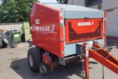 Mascar Corsa 350 bálázó 2012 3