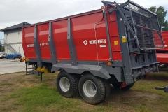 Metal-Fach N267-2 szervestrágyaszóró kocsi 2020 1