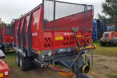 Metal-Fach N267-2 szervestrágyaszóró kocsi 2020 3